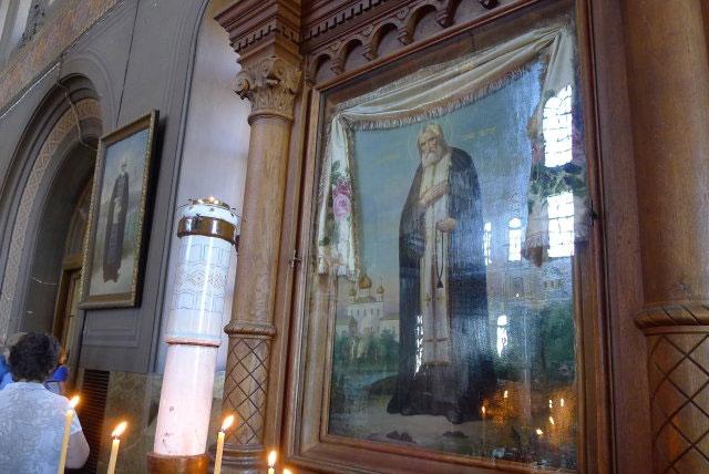 凯明马老教堂