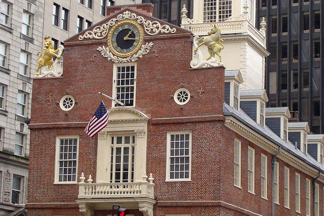 波士顿大屠杀遗址