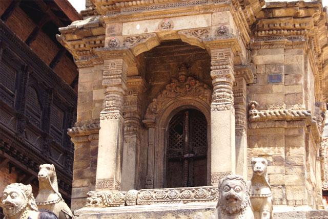 Suriya Binayak神庙