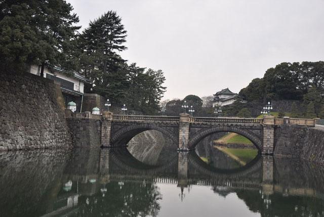 皇居-二重桥