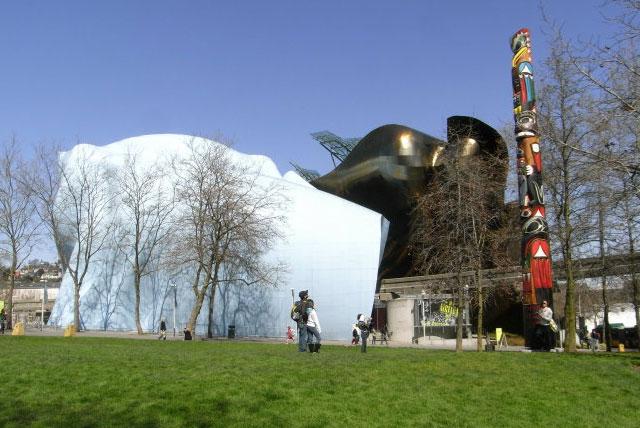 西雅图音乐体验馆