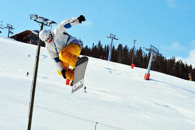 欧纳斯山滑雪中心