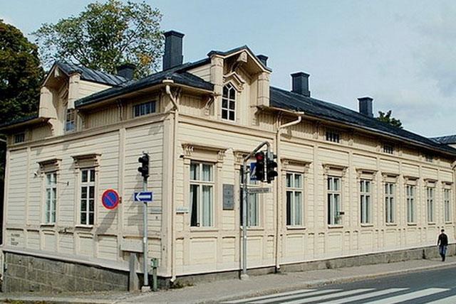 Korundi建筑文化中心