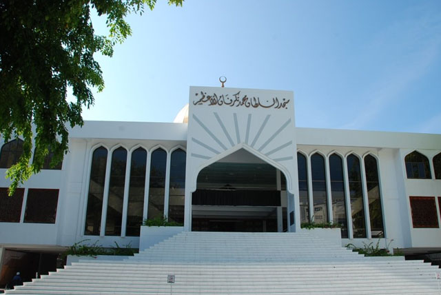 马累古清真寺