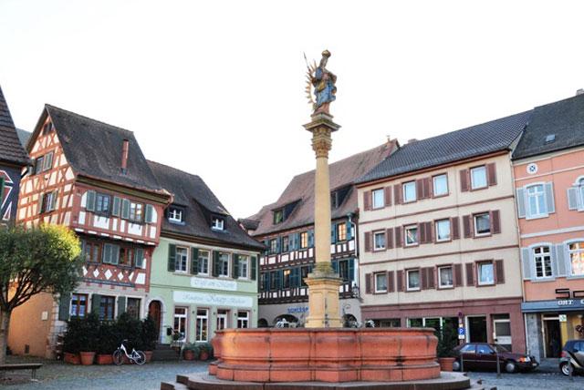 拉登堡小镇