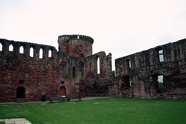 Bothwell城堡