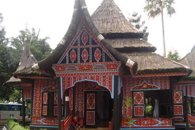 印尼微缩公园