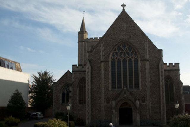 目的地 欧洲 英国 温切斯特 温彻斯特天鹅湖  86 9 英国最古老的教堂
