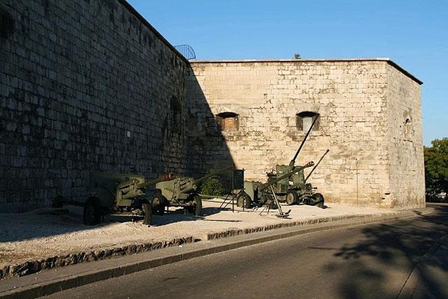 布达佩斯要塞
