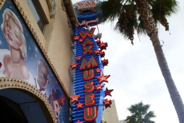 好莱坞蜡像博物馆