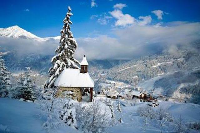 上陶恩滑雪场