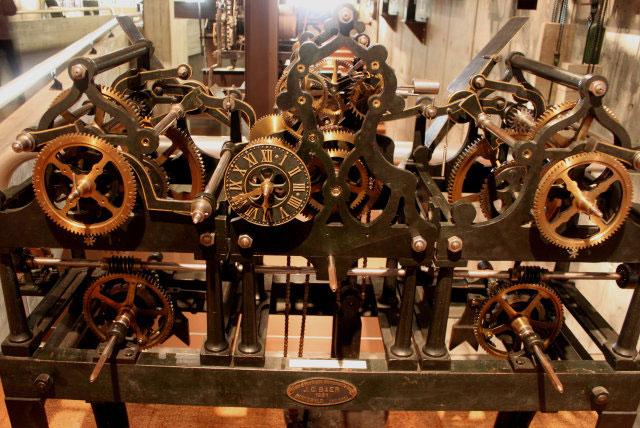 日内瓦钟表博物馆