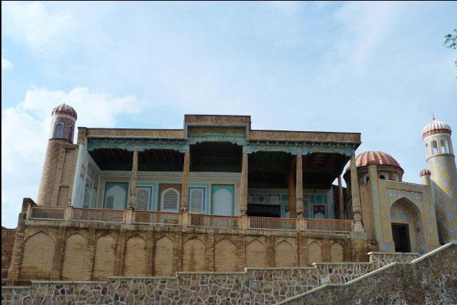 Hazrat-Hizr清真寺
