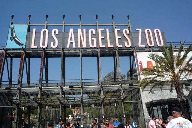 洛杉矶动物园