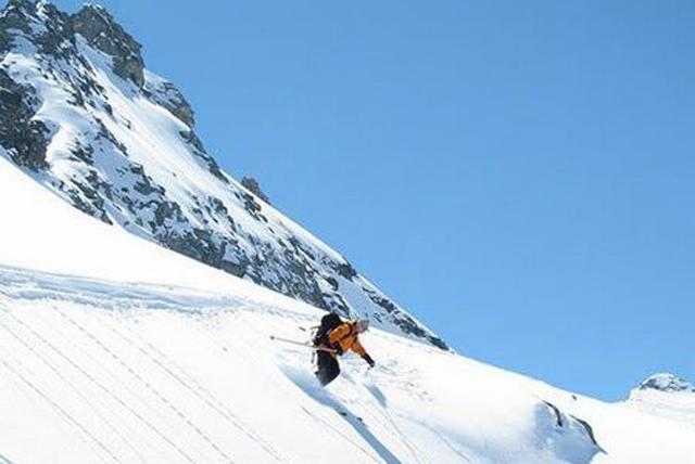 杰克逊霍尔滑雪场