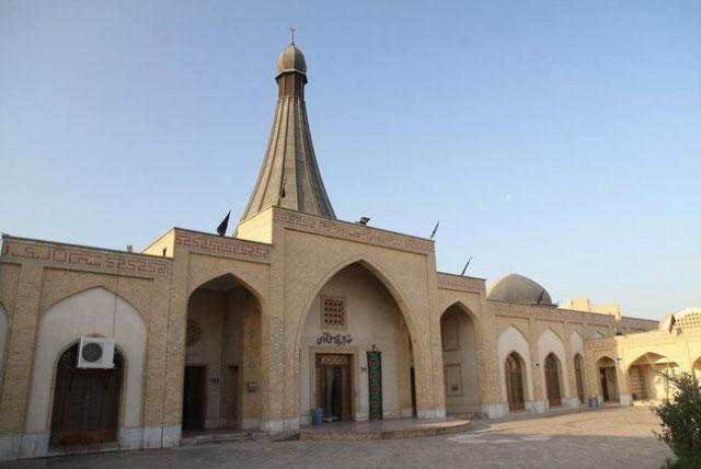 Hodja-Nisbaddor清真寺