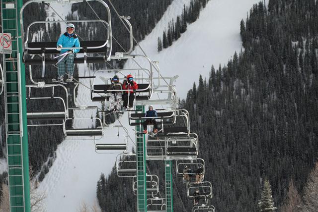 贺腾山滑雪场