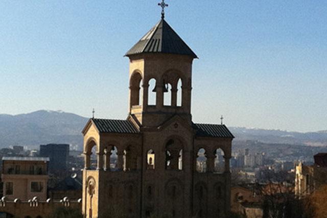 姆茨赫塔圣十字修道院