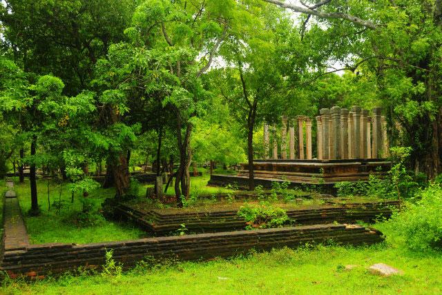 Muthiyangana Raja Maha Viharaya 寺庙