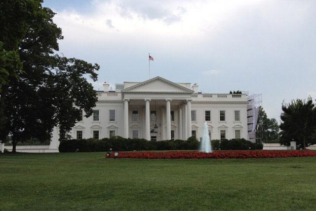 华盛顿白宫
