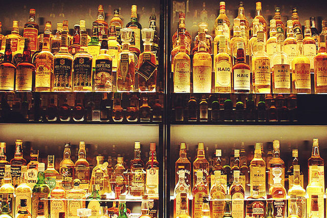 苏格兰威士忌遗产中心