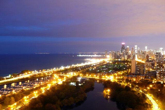 芝加哥城北