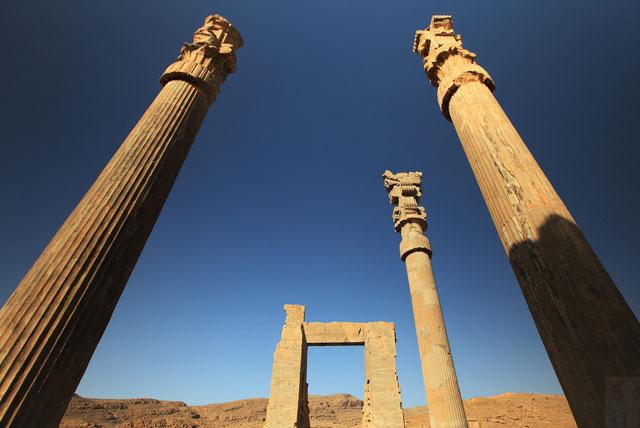 卡里姆汗古城堡