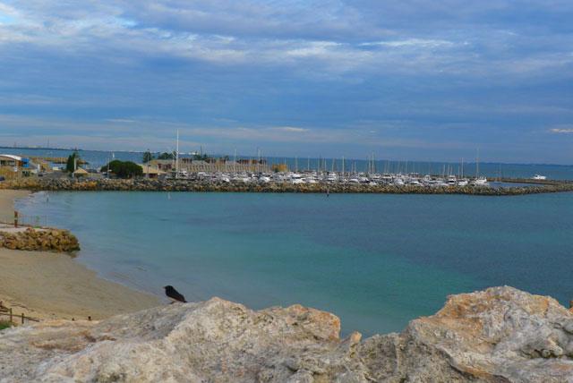 Leighton沙滩