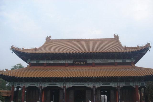 蓝毗尼中华寺