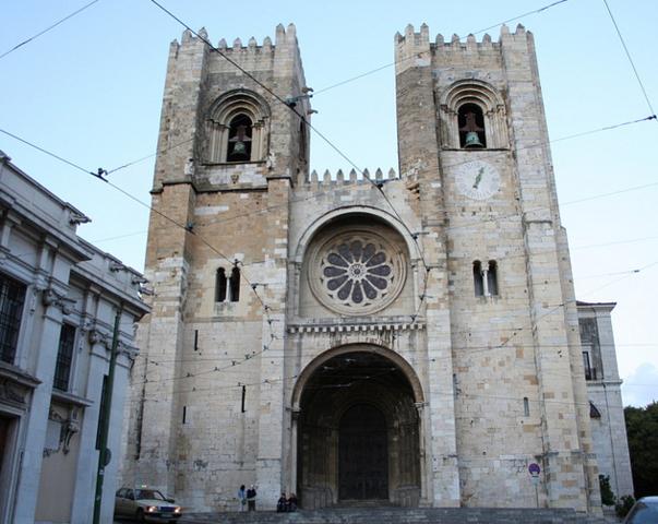 目的地 欧洲 葡萄牙 里斯本 贝伦塔  47 17 坐落在里斯本最古老的城区