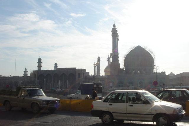 库姆圣祠清真寺-恰劳陵