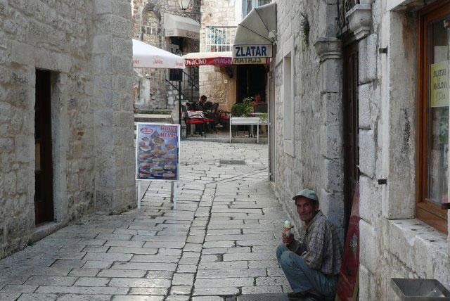 特罗吉尔老城区