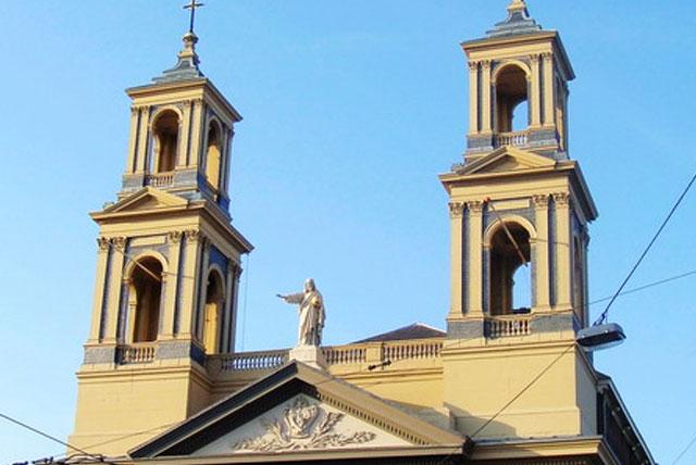 莫资和阿隆教堂