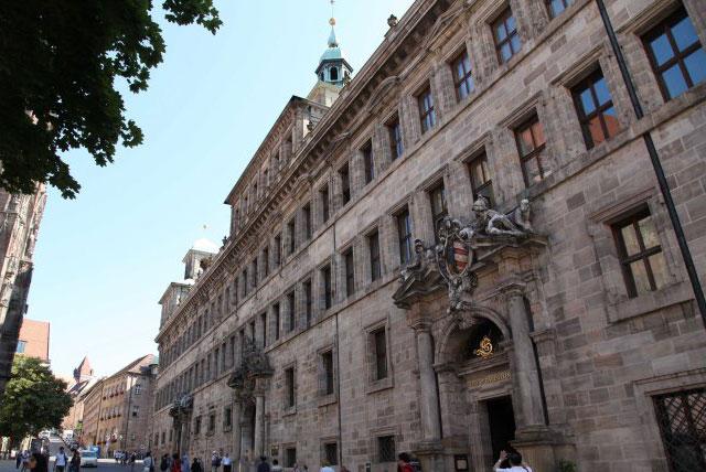 纽伦堡老市政厅