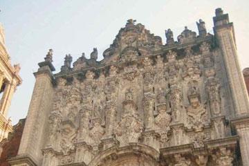 墨西哥城主教堂