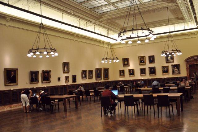 纽约公立图书馆