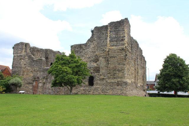坎特伯雷城堡