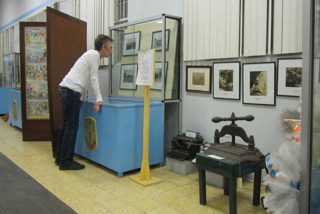 拿骚国家历史博物馆