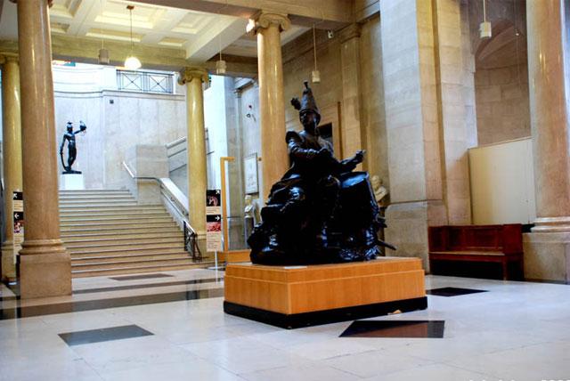 威尔士国家博物馆和美术馆