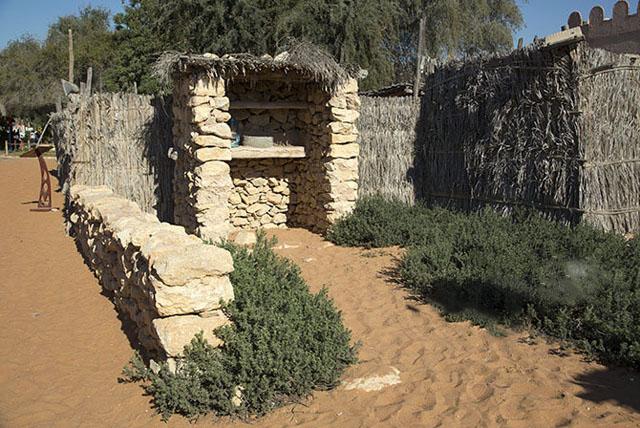 阿布扎比民俗文化村