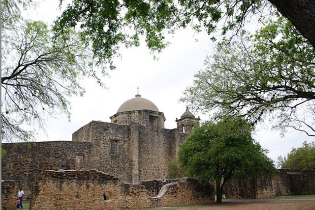 圣安东尼奥历史遗迹公园
