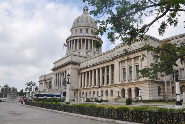 哈瓦那国会大厦