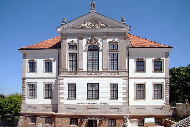 奥斯卓哥斯基宫