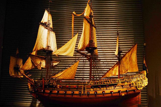 登海尔德海洋博物馆