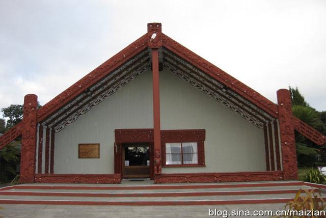 Te Puia地热村