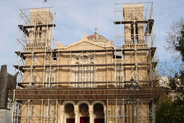 Kapnikarea教堂