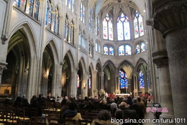 圣赛芙韩教堂