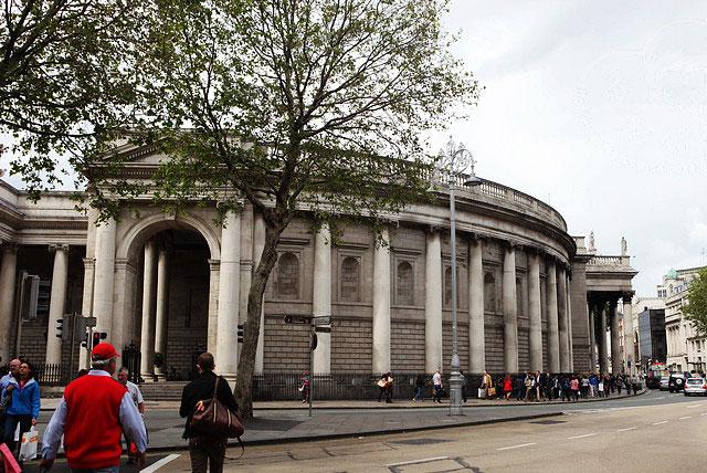 爱尔兰银行