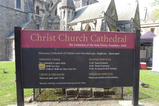 都柏林基督新教大教堂