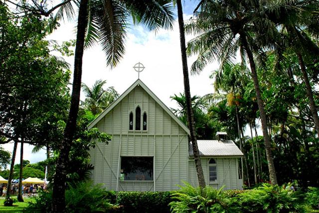 海边的圣玛丽教堂